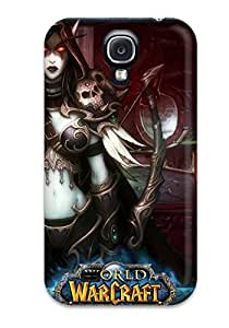 AnnaSanders Design High Quality World Of Warcraft Video Game Other Cover Case With Excellent Style For Galaxy S4