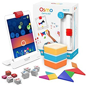 Osmo – Genius Kit For Ipad – (Newer Version Available – Discontinued by Manufacturer)