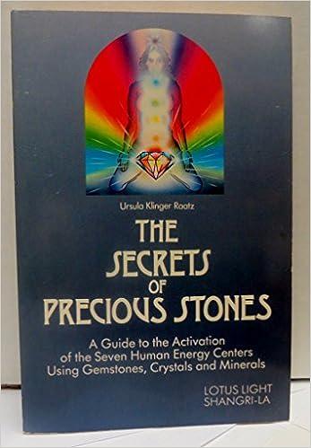 Secrets of Precious Stones