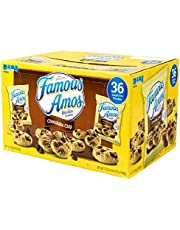 Famous Amos Chocolate Chip Cookies - 36/2 oz. by Famous Amos [Foods] by Famous Amos