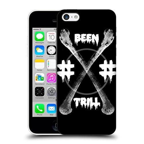 Official Been Trill Crossbone Skulls Hard Back Case for Apple iPhone 5c