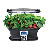Great new LED Technology Miracle-Gro AeroGarden ULTRA LED with Strawberry Grow Bowl and Gourmet Herb Seed Kit by AeroGrow