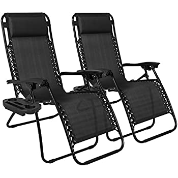 folding patio chairs home depot wooden table and walmart canada this item best choice products zero gravity case of black lounge outdoor yard bea