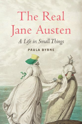 The Real Jane Austen: A Life in Small Things - Livros na