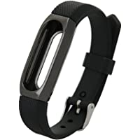 Crazy-Store Silicone Replacement Wristband for Xiaomi MI 2 Series Watch Strap
