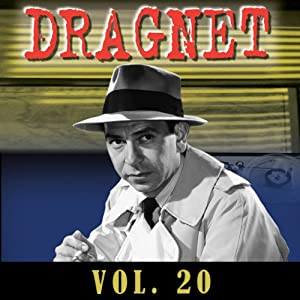 Dragnet Vol. 20 Radio/TV Program