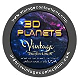 Vintage Confections 3d Planet Lollipops®