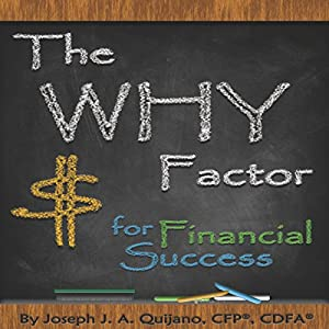 The Why Factor for Financial Success Audiobook