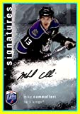 2007-08 Be A Player Signatures