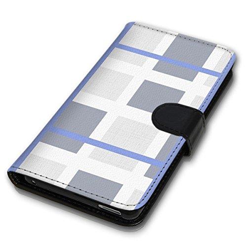 Wallet Book Style Flip Handy Tasche Case Schutz Hülle Schale Motiv Etui für Apple iPhone 4 / 4S - Design Flip MV283