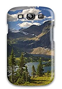Hot Glacier National Park First Grade Tpu Phone Case For Galaxy S3 Case Cover