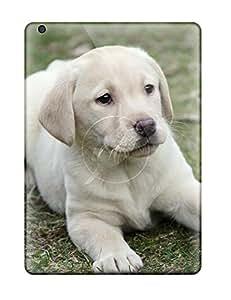 Ipad Air Well Designed Hard Case Cover Labrador Retriever Puppies Protector