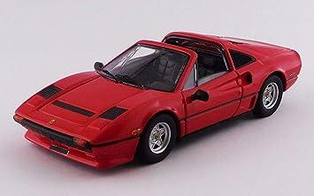 Best Ferrari 208 Gts Turbo Rot 1983 1 43 Amazon De Auto