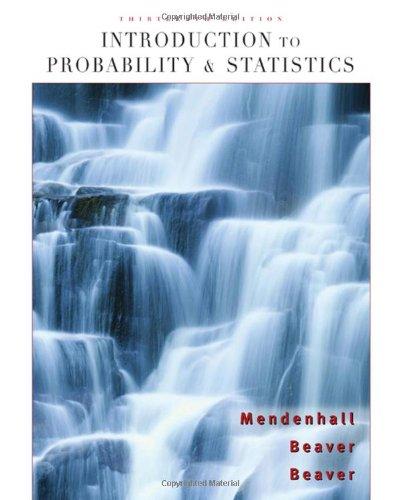 Intro.To Probability+Statistics Text