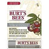 Burt's Bees Ultra Conditioning with Kokum Butter Lip Balm 100% Natural, 4.25g