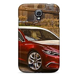 DaMMeke Fashion Protective Mazda Takeri Concept 2012 Case Cover For Galaxy S4