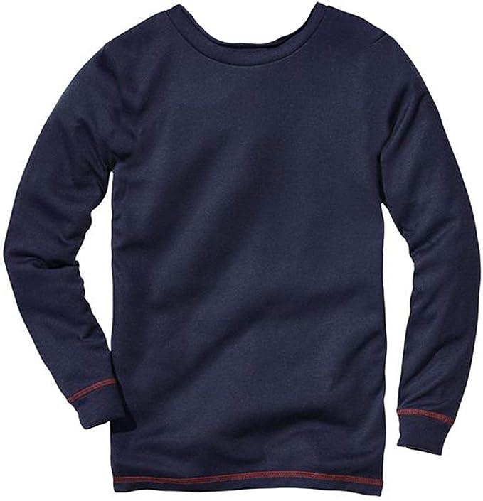 2x Baby Jungen Langarmshirt Shirt Pullover 1x blau neu 1x rot