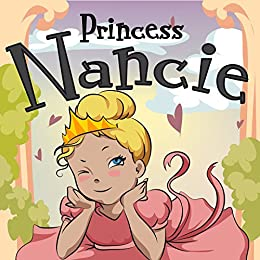 Books for kids: Princess Nancie (beginner books for kids 2-4) by [Hope, Leela]