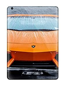Fashion Tpu Case For Ipad Air- Lamborghini Aventador Defender Case Cover