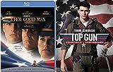 Top Gun Steelbook + A few Good Men Blu Ray Tom Cruise Set double feature bundle