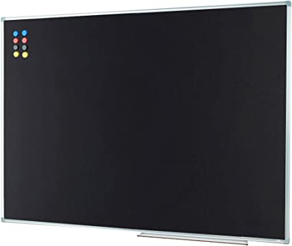 "Blackboard Magnet Rectangular 8/"" x 6/"""
