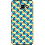 Samsung GALAXY A5 2016 Case, Premium Handcrafted Designer Hard Shell Snap On Case Shockproof Printed Back Cover for Samsung GALAXY A5 2016 - Hexamaze 6