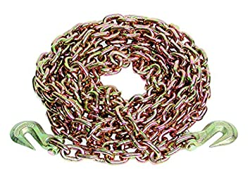5//16-Inch X 16-Feet Ancra 45881-10-16 G70 Chain with Grab Hooks