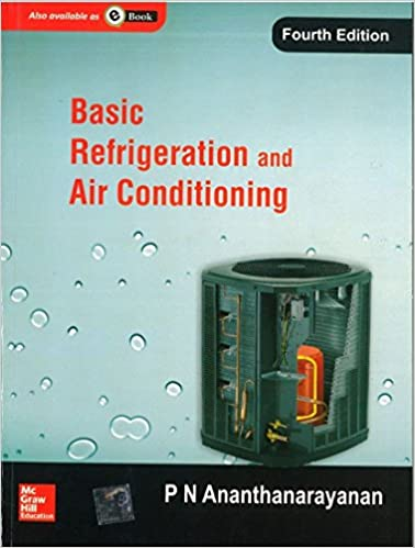 Refrigeration And Air Conditioning Books Pdf