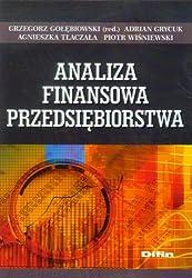 Analiza finansowa przedsiebiorstwa