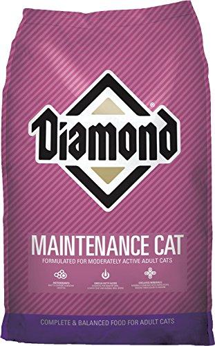 Diamond Maintenance Formula Chicken Flavor Dry Adult Cat Food, 40-Pound - Bag Formula 40lb
