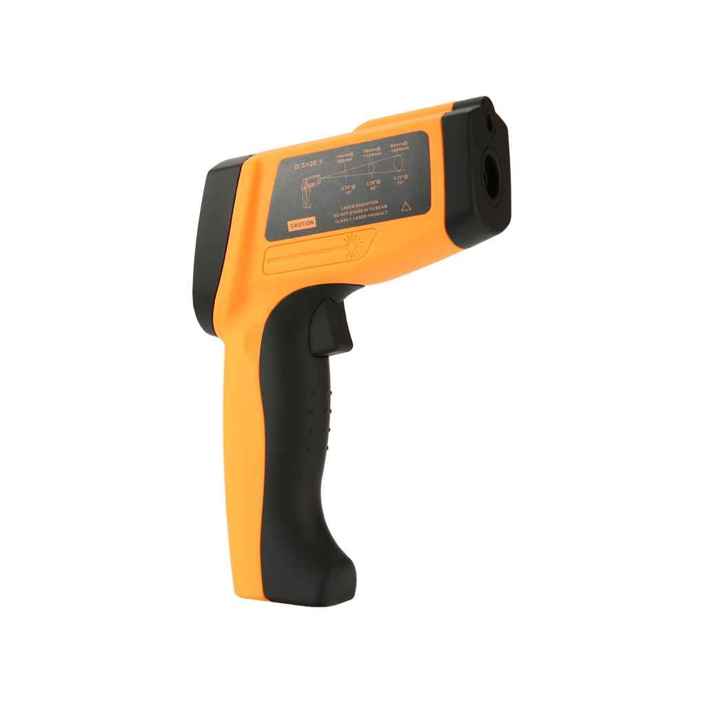 GM1150 -50 ~ 1150℃ Non-contact Infrared Thermometer -58~2102℉ Handheld Pyrometer IR Temperature Meter with LCD Backlight by dianpo (Image #1)