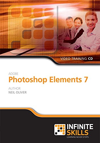 Adobe Photoshop Elements 7 [Online Code] by Infiniteskills
