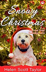 Snowy Christmas (Paw Prints on Your Heart Book 3)
