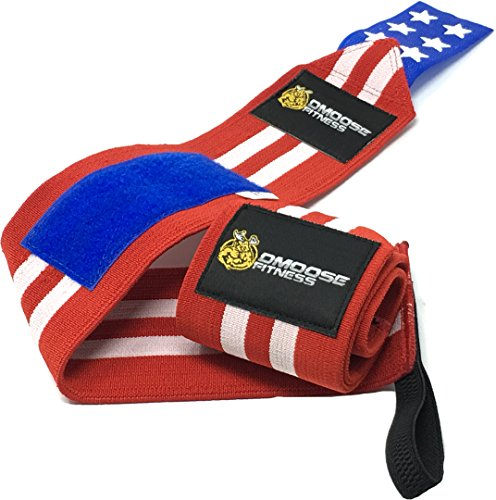 Wrist Wraps DMoose Fitness Weightlifting