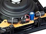 Monoprice Carbon Fiber in-Wall Speaker - 10 Inch