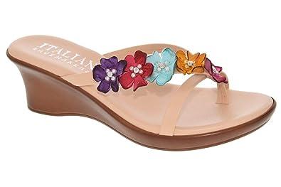 d3fff72ffe0e ITALIAN Shoemakers Women s Opal Sandal