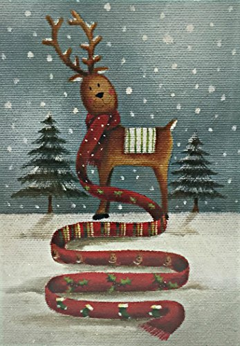 reindeer-boxed-christmas-cards-by-marian-heath