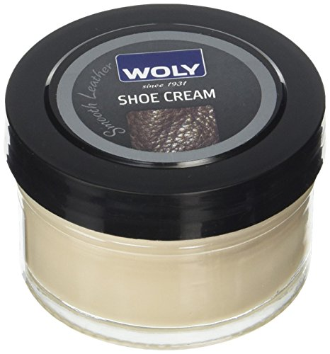 Smooth Cashmere - Woly Cashmere Cream Polish for smooth leather Shoes Boots Handbags