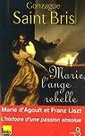 Marie, l'ange rebelle par Saint Bris