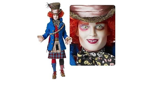 Tonner Tim Burton/'s Alice in Wonderland 17-Inch Futterwacken Tarrant Mad Hatter
