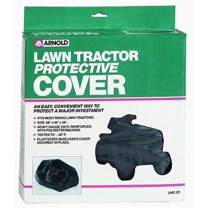 Amazon.com: Arnold lmc-20 para tractor cortacésped Cover ...