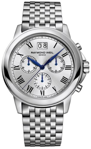 Raymond Weil Tradition Mens Watch 4476-ST-00650