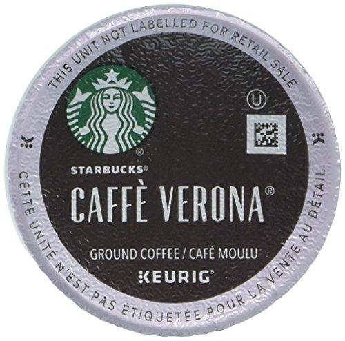 Starbucks Caffe Verona Coffee K-Cups ( pack of 48) ()