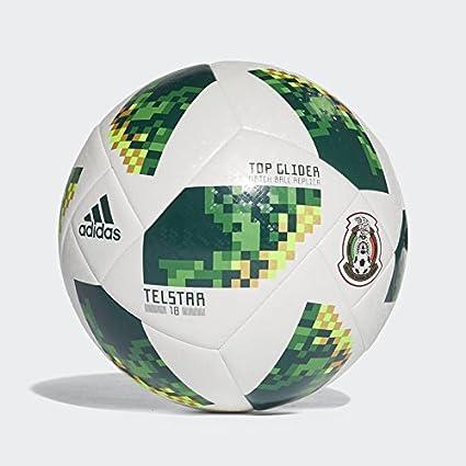 adidas WC 18 Ball FMF Balón, Hombre, (Blanco/veruni), 5: Amazon.es ...