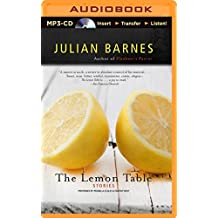 Review The Lemon Table by Julian Barnes
