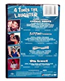 National Lampoon's Animal House / Fast Times At Ridgemont High / Dazed and Confused / Weird Science - All 4 Comedies in One Package Uncut