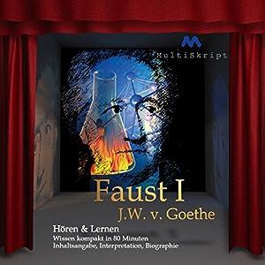 Faust 1 (Hören & Lernen) Hörbuch