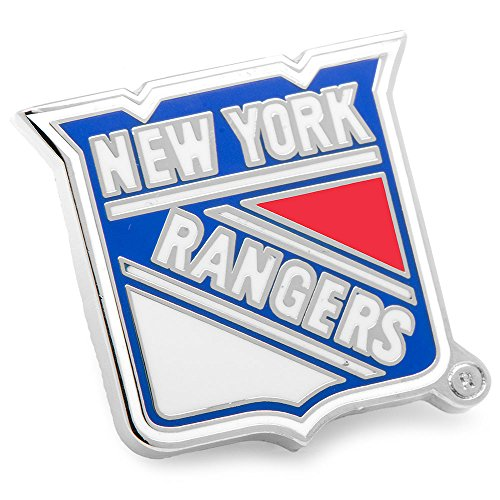 - NHL New York Rangers Lapel Pin, Officially Licensed
