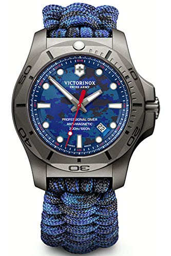 Victorinox INOX V241813 Mens Quartz Watch