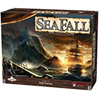 Z-Man Games SeaFall A Legacy Game
